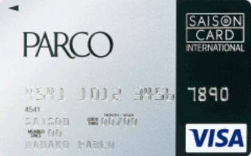 PARCOカード1