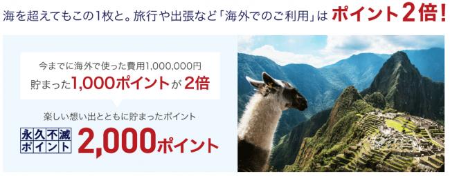 セゾンブルー・アメリカン・エキスプレスカード1